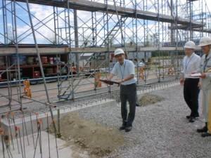 クレーン工場増築