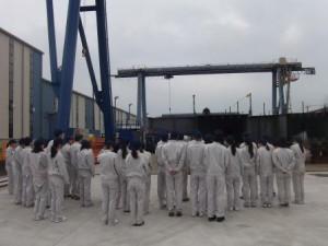 羽咋工業工場見学